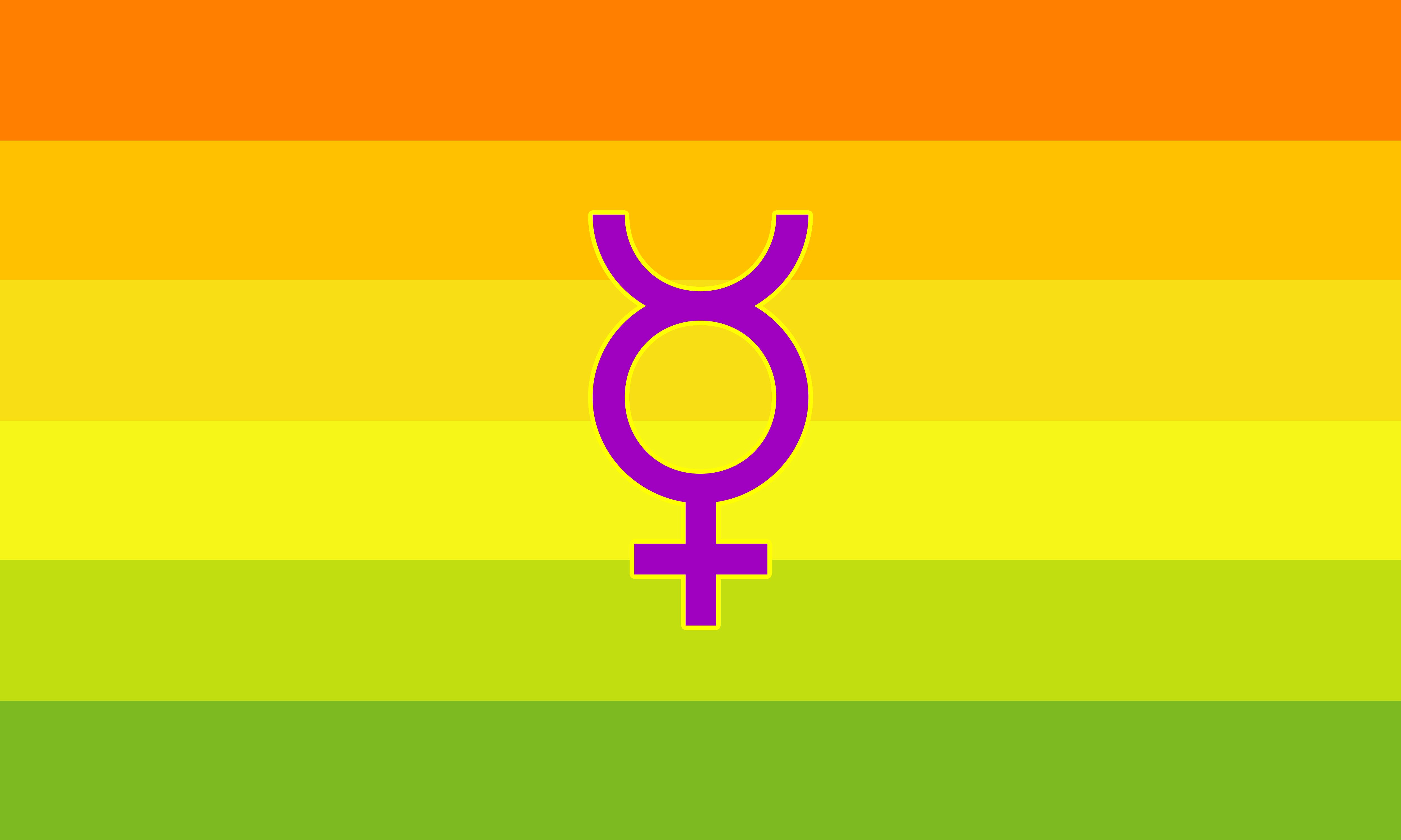 Hermaphrodite Pride (1) by Pride.