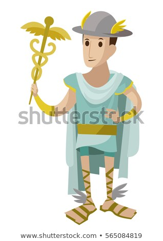 Vector Images, Illustrations and Cliparts: hermes mercury greek.