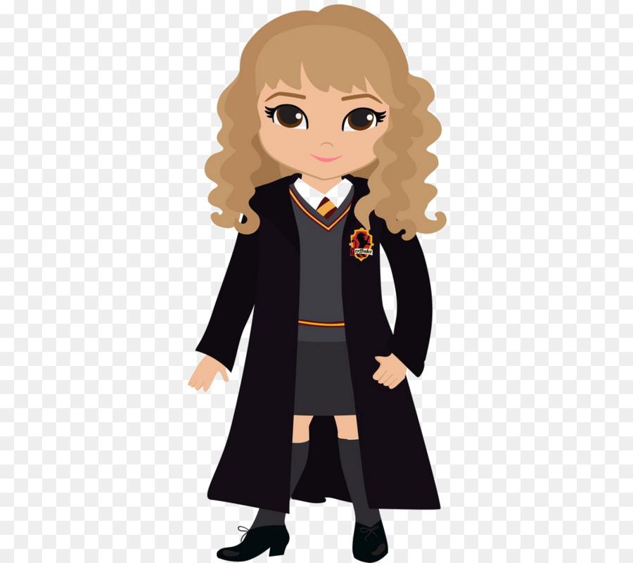 Hermione Granger Ron Weasley Harry Potter Clip art Big eyes girl.