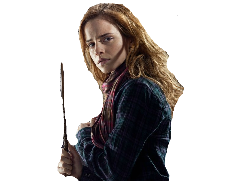 PNG Hermione Granger.