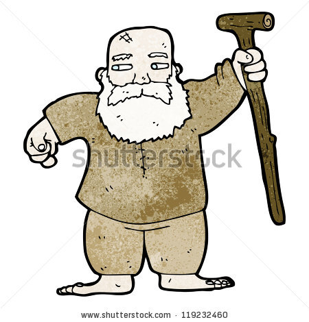 Hermit Man Stock Vectors, Images & Vector Art.