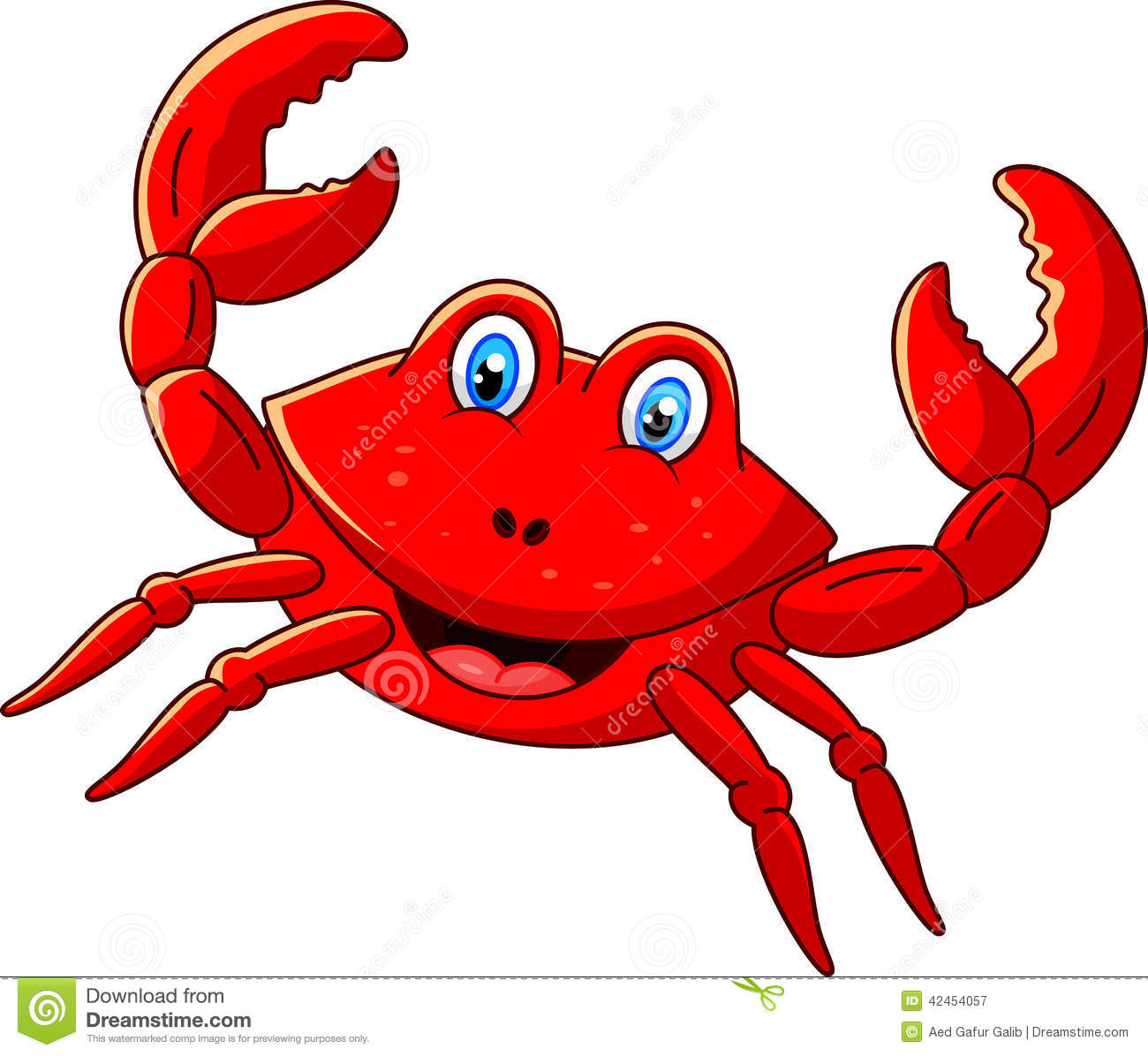 Hermit Crab Clipart Free.
