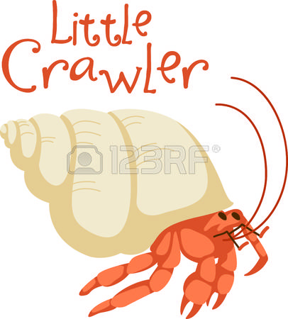 219 Hermit Crabs Stock Vector Illustration And Royalty Free Hermit.