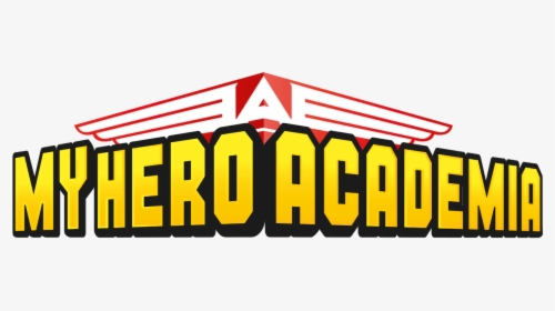 My Hero Academia Logo PNG Images, Free Transparent My Hero.