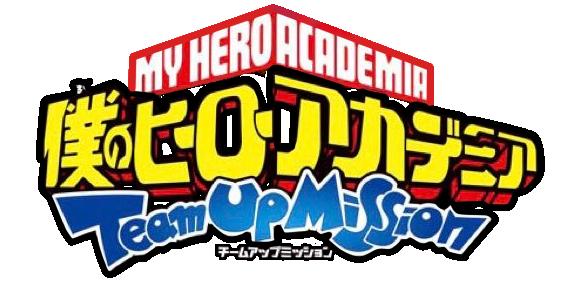 My Hero Academia: Team Up Mission.