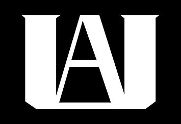 Amazon.com: My Hero Academia ANME UA Logo Decal Stickers.