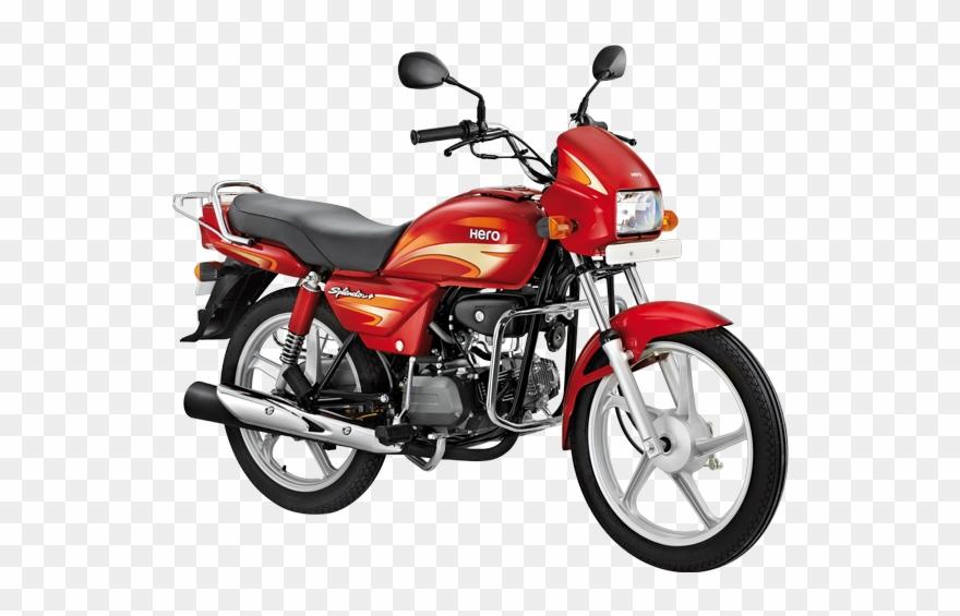 Hero Bike Transparent Png Clipart (#2945645).