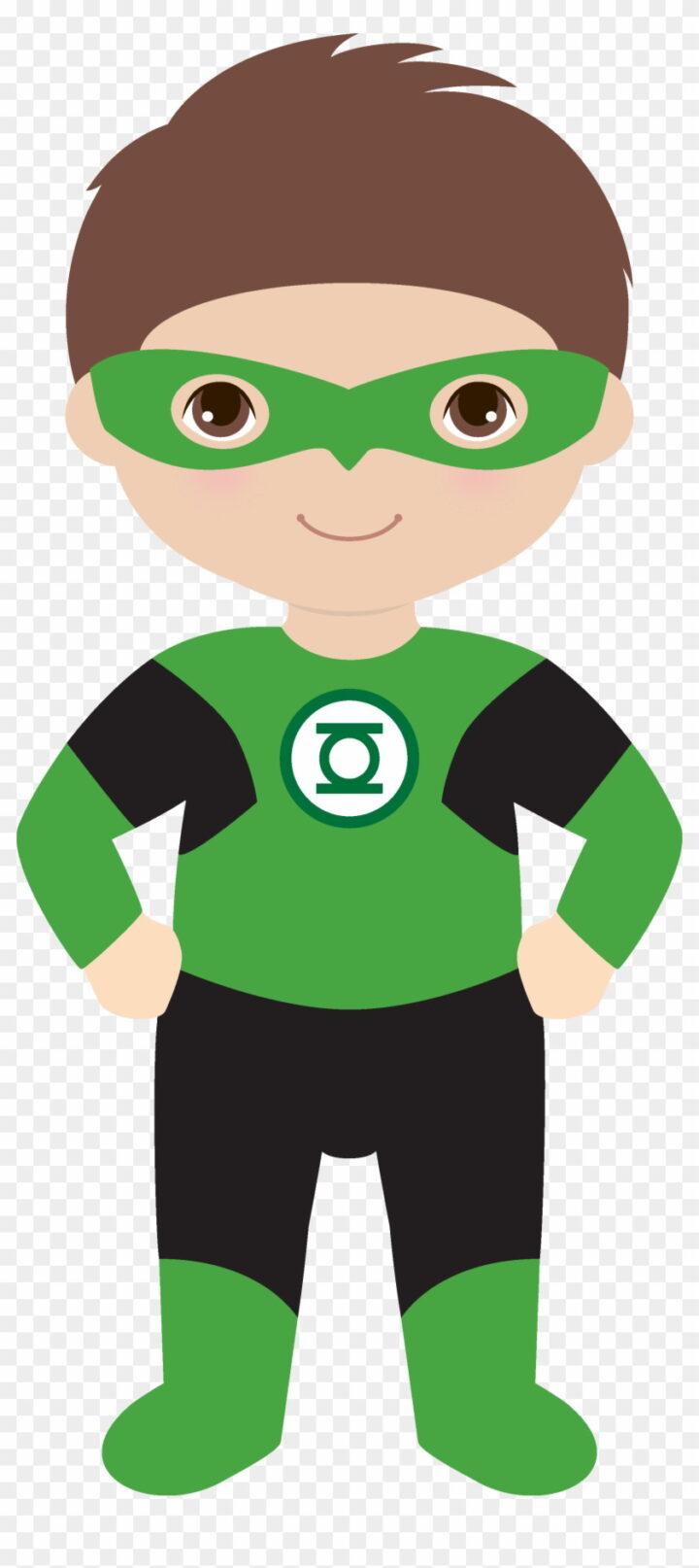 Hero Central Vbs Superhero Party Clip Art Superhero Green.