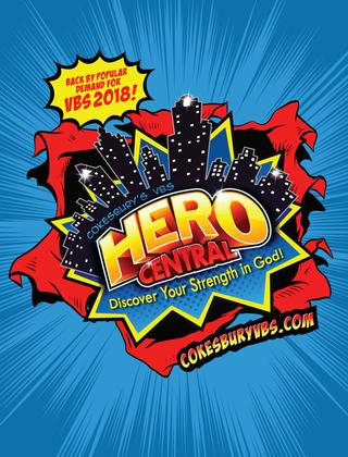 Cokesbury\'s Hero Central 2018 Catalog by United Methodist.