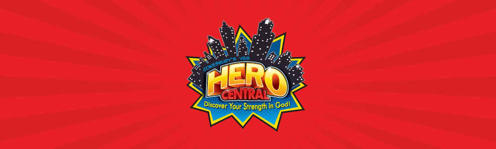 Hero Central VBS 2017.