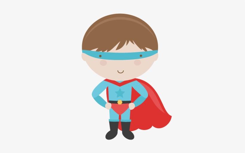 Boy Superhero Png.
