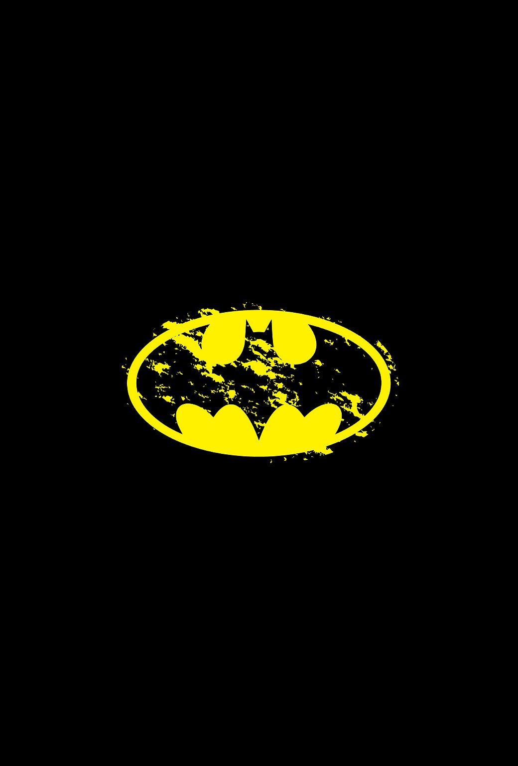 Superhero Logo iPhone Wallpapers.
