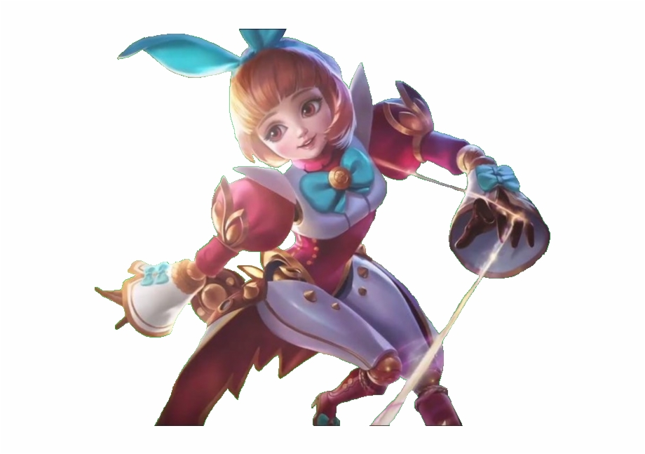 Mobile Legends Hero Png.
