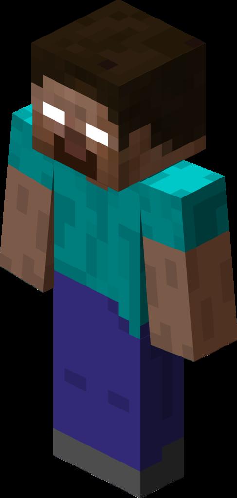 Minecraft clipart minecraft herobrine, Minecraft minecraft.