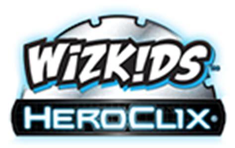 Heroclix Logos.