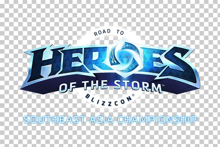 Heroes Of The Storm Blizzard Entertainment Logo Brand.