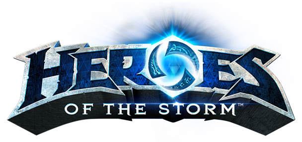 Файл:Heroes of the Storm logo.png — Википедия.