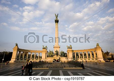 Picture of Budapest, Hungary.