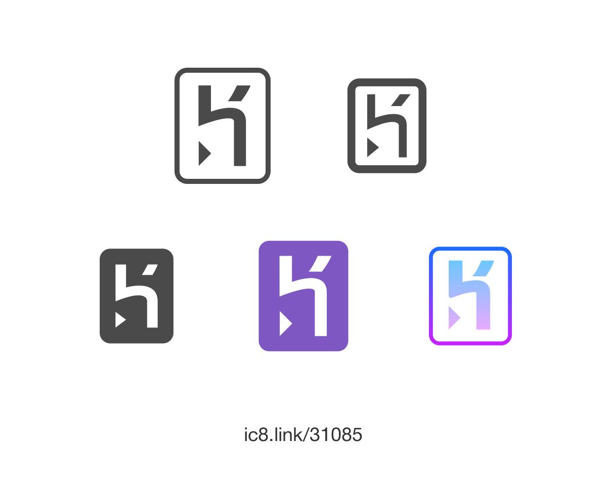 Heroku Icon.