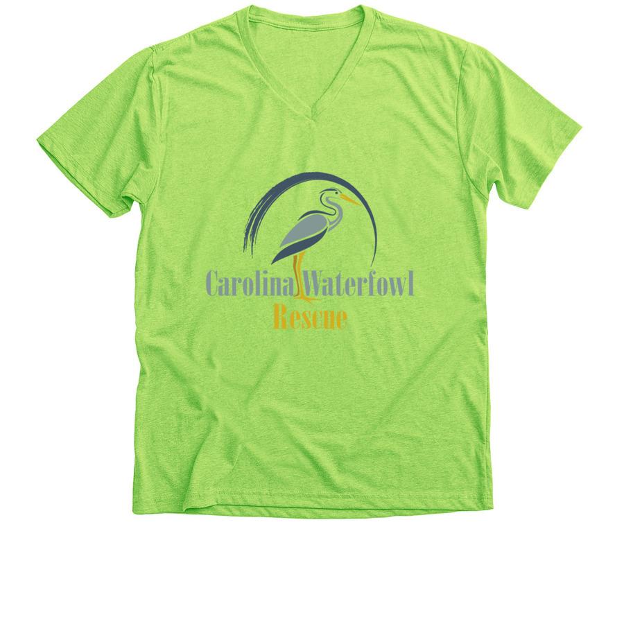 Great Blue Heron Logo.