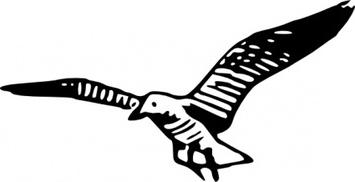 Herring Gull 4 Free Vector.
