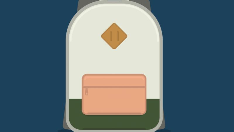 Herschel Backpack.