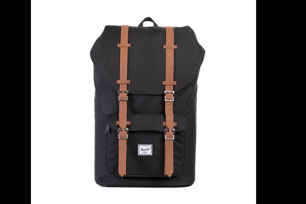 Herschel Supply Co. Little America Backpack Black 10014.