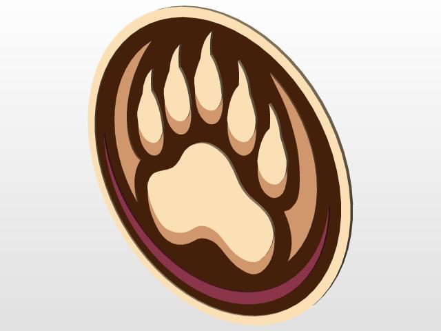 Hershey Bears Sleeve Logo.