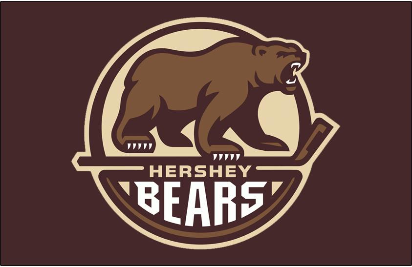 Hershey Bears Jersey Logo.