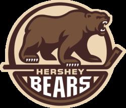 Hershey bears Logos.