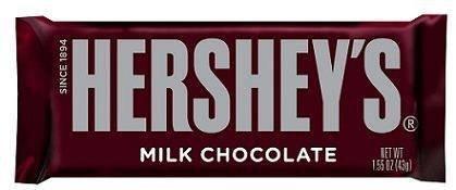 Hershey Chocolate Bar Clipart.