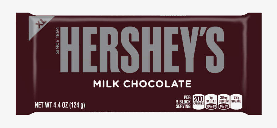 Hershey\'s Chocolate Bar Png , Free Transparent Clipart.