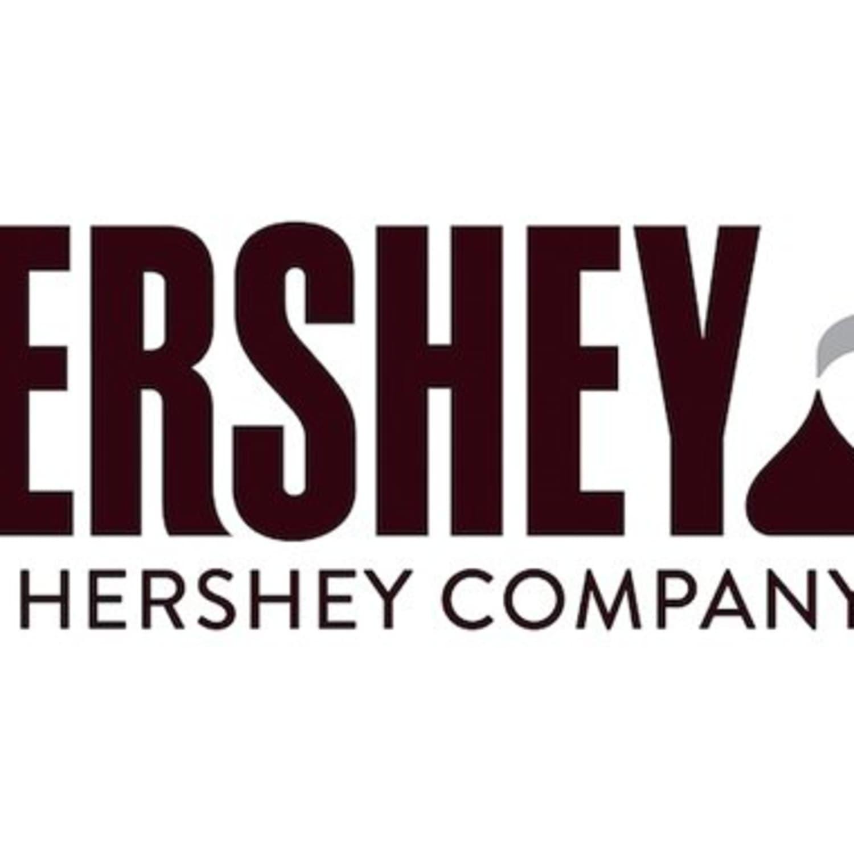 Hershey\'s Chocolate Gets a Modern Logo.