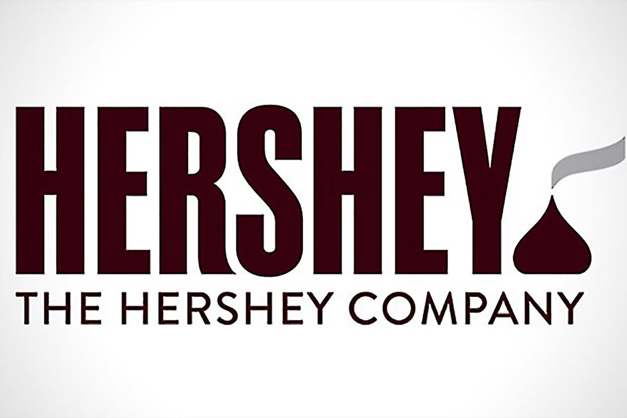 The Internet Thinks Hershey\'s New Logo Looks Like Crap.