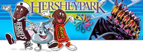 Hershey Park Clipart.