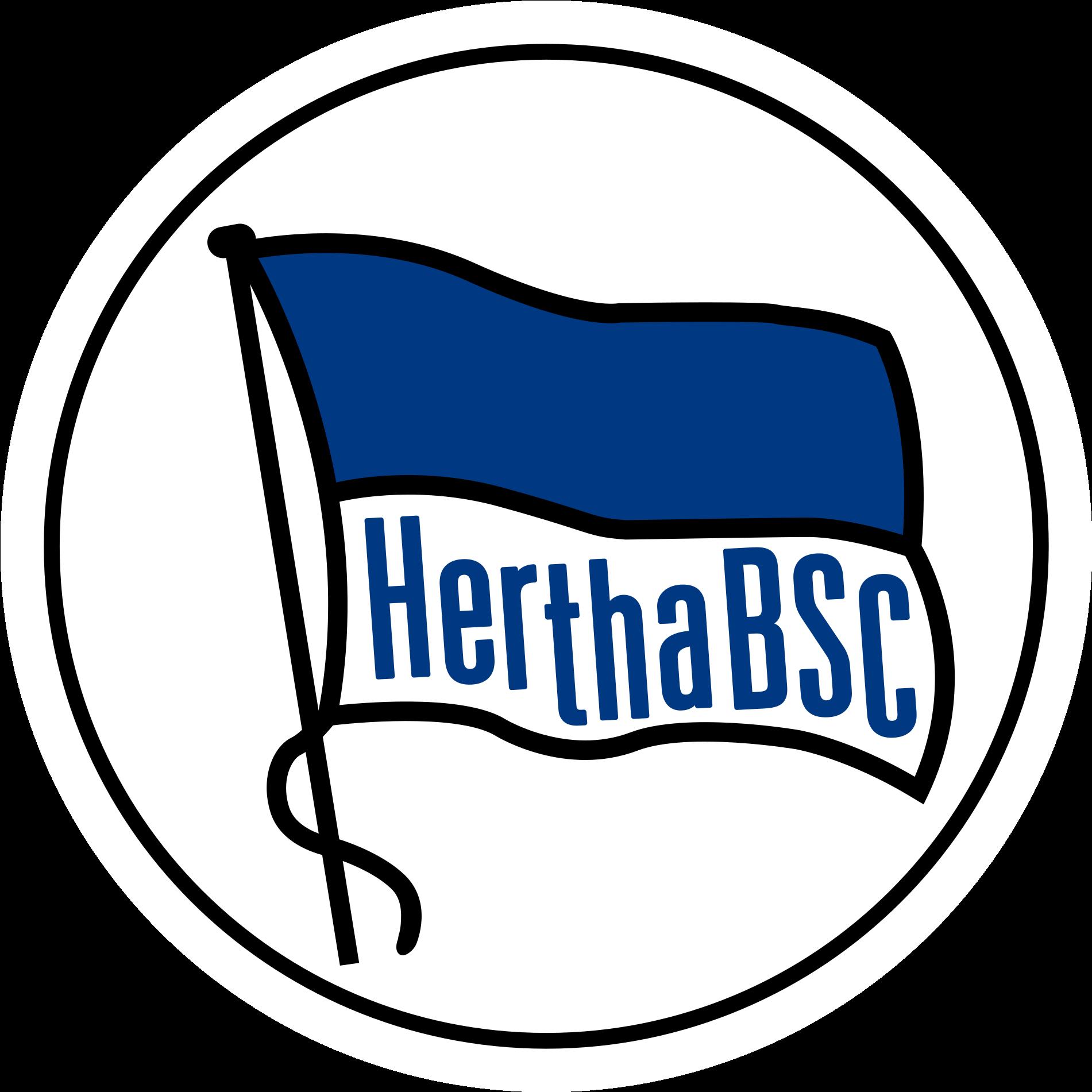 Hertha Bsc Logo Bis.