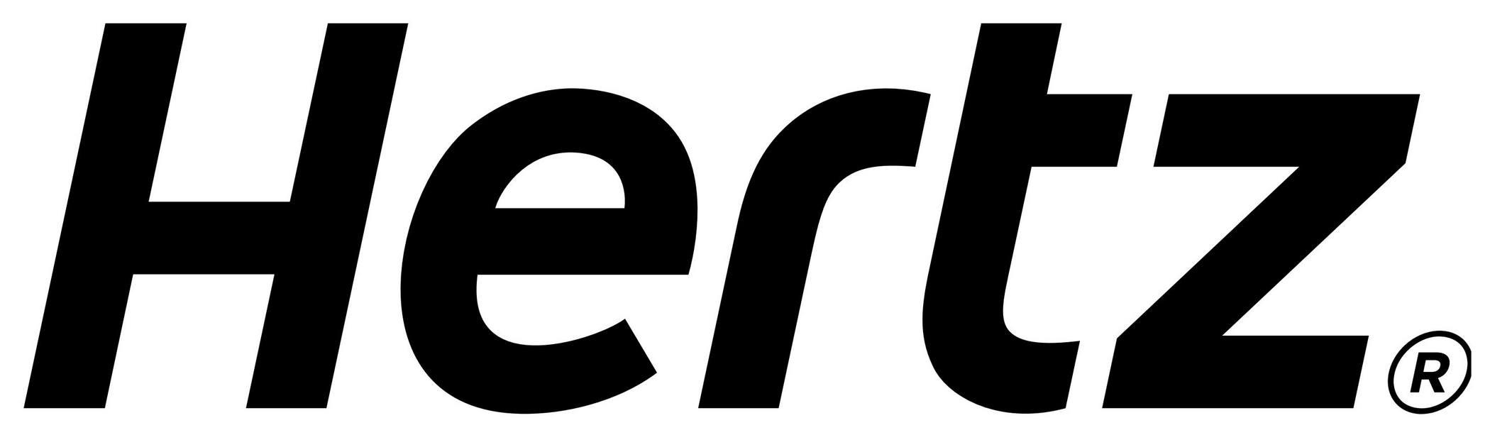 Hertz Logo Download Vector.