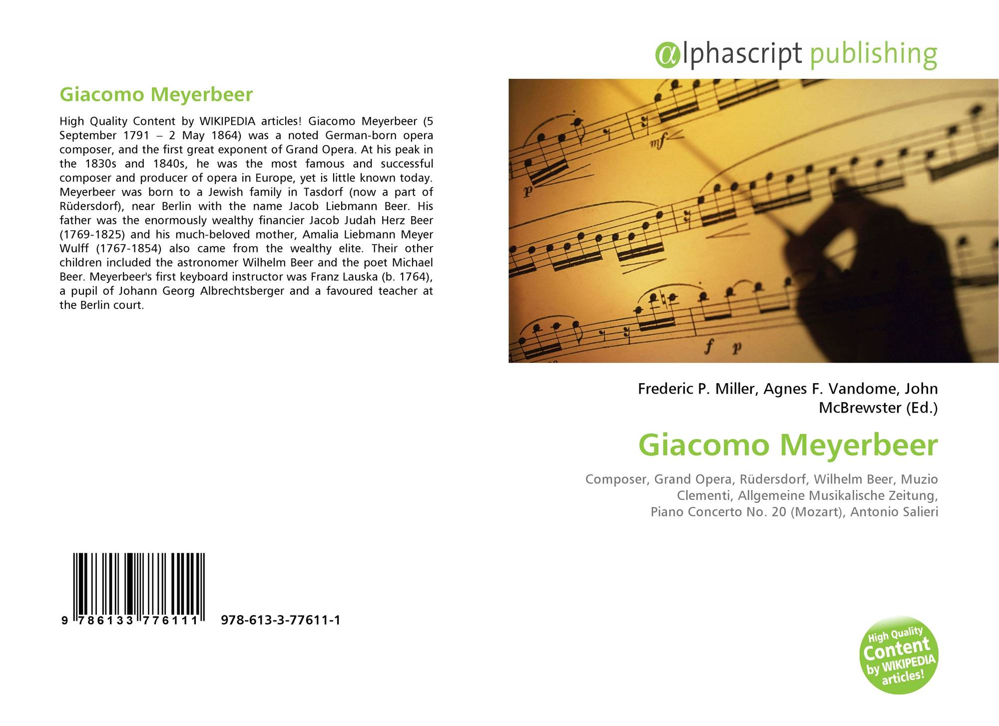 Giacomo Meyerbeer, 978.
