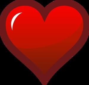 687 Herz kostenlose clipart.