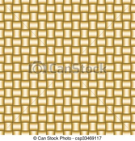 Vector Clip Art of Hessian pattern.