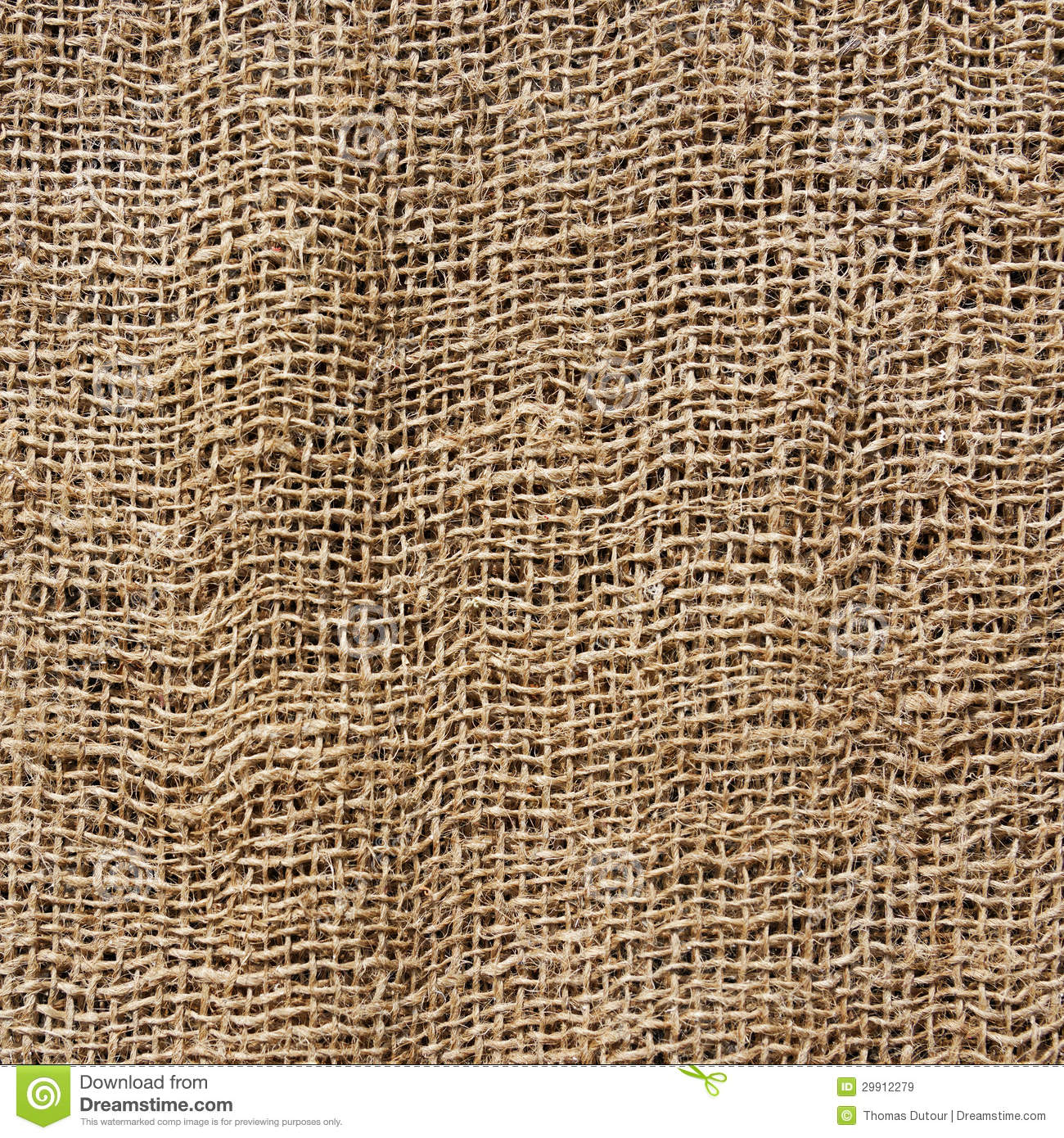 Hessian Texture Royalty Free Stock Images.