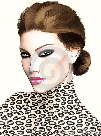 Heterochromia Stock Illustrations.