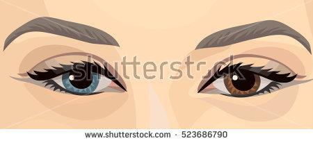 Heterochromia Stock Vectors, Images & Vector Art.