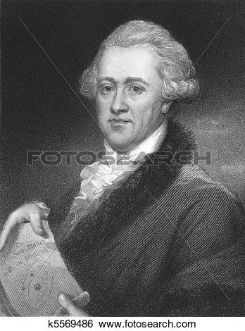 Stock Images of Frederick William Herschel k5569486.