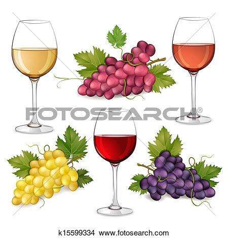 Clipart of Vine k4491124.