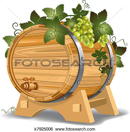 Wine barrel Clip Art Illustrations. 1,785 wine barrel clipart EPS.