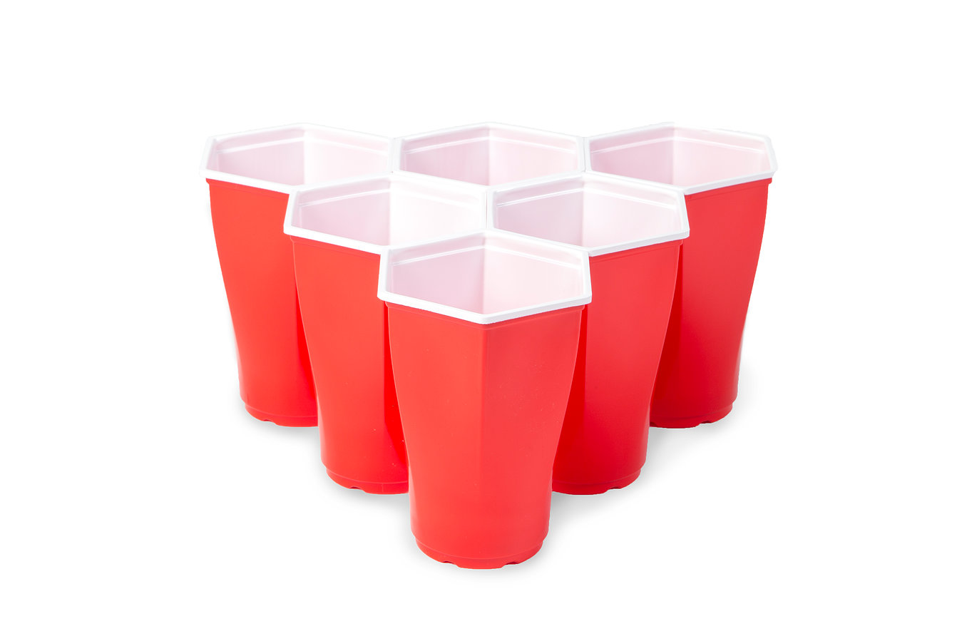 This Red Solo 'Hex Cup' Will Revolutionize The Way You Play Beer.