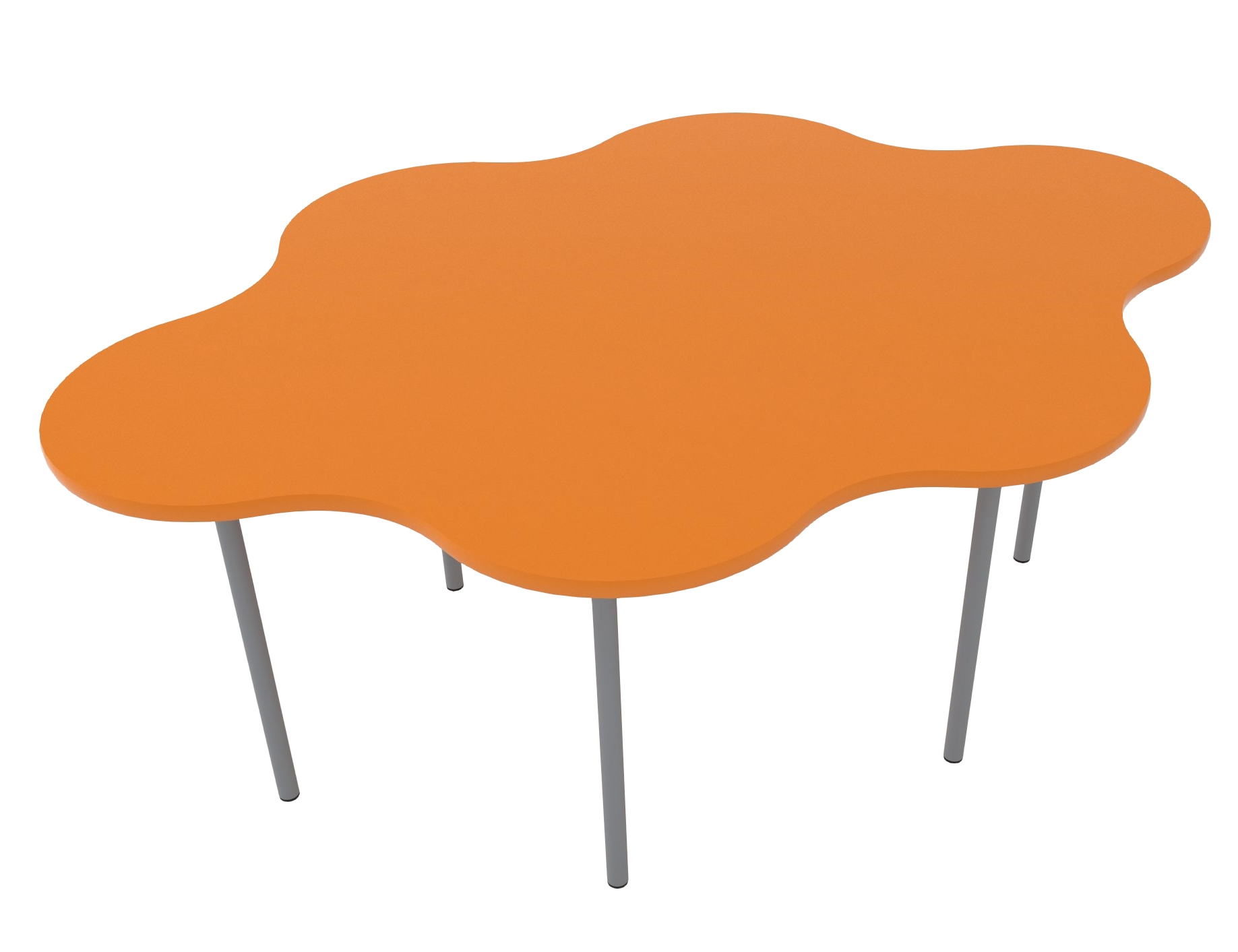 Buddy Hex Table.