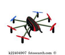 Hexacopter Clip Art and Illustration. 127 hexacopter clipart.