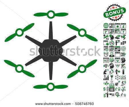 Hexacopter Stock Photos, Royalty.